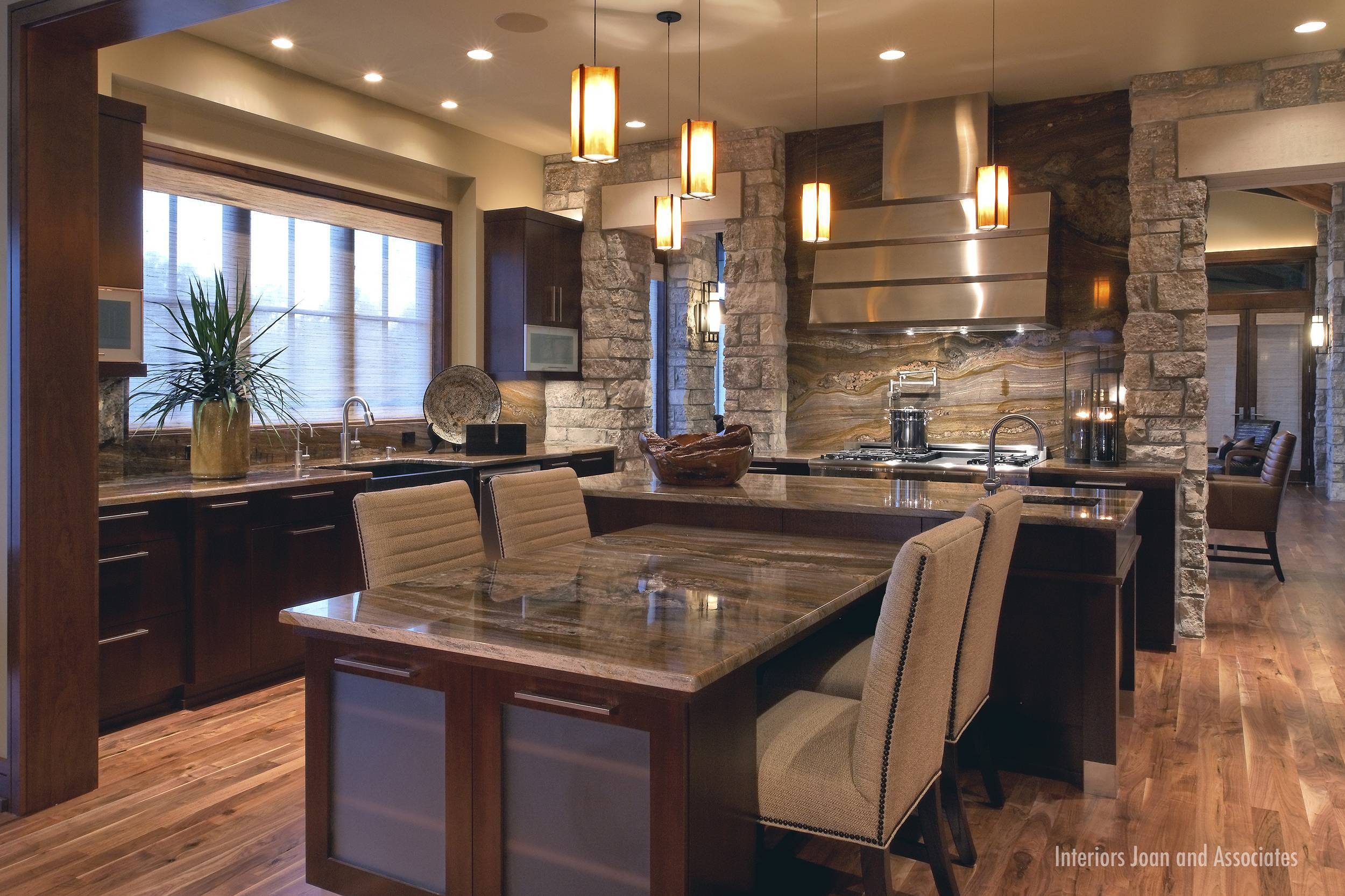 Interior Elegance In Cornhusker Country